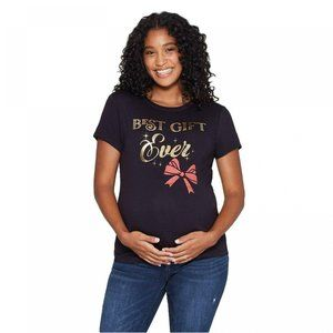 NWT Isabel Maternity Best Gift Ever T-Shirt XL